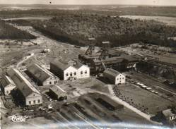 CPSM Dentelée - MANCIEULLES (54) - Vue Aérienne Sur La Mine De St-Pierremont En 1950 - France