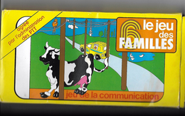 Collector ! Jeu Des Familles PTT Poste Facteur - Jeux De Cartes Complet - Autres Collections