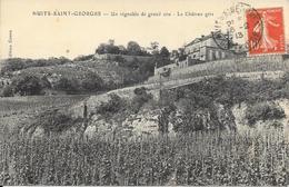 NUITS SAINT GEORGES - Un Vignoble De Grand Cru - Le Château Gris - Nuits Saint Georges