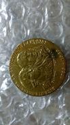 BICENTENAIRE DE LA REVOLUTION FRANCAISE - DANTON DESMOULINS-   Fabriqué Par LA MONNAIE DE PARIS 1989 - Monnaie De Paris