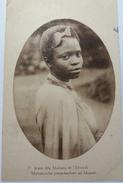CPA 27. Jeune Fille Muhutu De L'Urundi Muhutusche Jongedochter Uit Urundi 1930 - Ruanda-Urundi