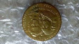 BICENTENAIRE DE LA REVOLUTION FRANCAISE - LOUIS XVI Et MARIE ANTOINETTE  Fabriqué Par LA MONNAIE DE PARIS 1989 - Monnaie De Paris