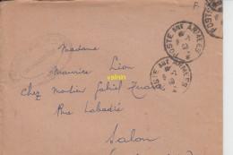 Enveloppe  Fm 1940 - Marcophilie (Lettres)
