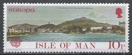 Isle Of Man 1977. Scott #100 (MNH) Europa: Looking South From Moonragh Park, Ramsey * - Man (Ile De)