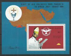 BIAFA - MNH - Famous People - Pope Paul VI - Religious