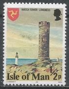 Isle Of Man 1978. Scott #113 (MNG) Watch Tower, Langness - Man (Ile De)