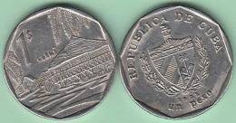 1998-MN-110 CUBA 2007 1$ CUC GUAMA CU-NI. VF. - Cuba