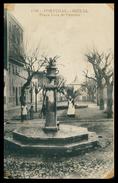 SEIXAL - CHAFARIZES E FONTES - Praça Luiz Camões ( Ed. Alberto Malva Nº 1760) Carte Postale
