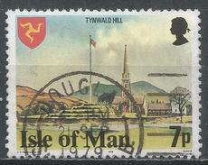 Isle Of Man 1978. Scott #116 (U) Tynwald Hill - Man (Ile De)