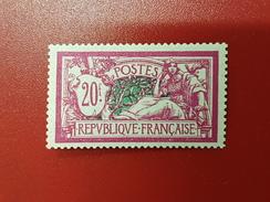 Merson  N° 208  Neuf ** Gomme D´Origine, Centrage Parfait, Signé SCHELLER à 20% De La Cote  TTB - France