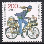 ALLEMAGNE FEDERALE N°1646 N**  Vélo, Facteur - [7] République Fédérale