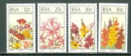 RSA  1985 Yv. 588/591**, Mi 674/77**,   MNH - Unused Stamps