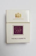 Boite D'allumettes Silk Cut  The Mild Cigarette