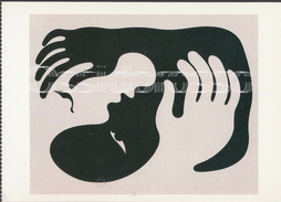Victor Vasarely -  Anti Racist  Drawing- 1939 - Pittura & Quadri