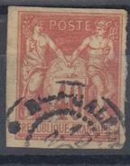 #117# COLONIES GENERALES N° 27 Oblitéré Nouvelle-Calédonie - Sage