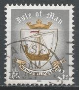 Isle Of Man 1979. Scott #146 (U) Viking Ship' Arms Insularem - Man (Ile De)