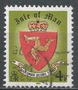 Isle Of Man 1979. Scott #147 (U) Arms Of Isle Of Man - Man (Ile De)