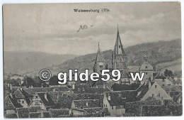 WEISSENBURG I/Els. - Weissenburg