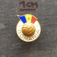 Badge (Pin) ZN005103 - Football (Soccer / Calcio) Romania Federation / Association / Union - Football