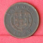 ANGOLA 5 CENTAVOS 1922 -    KM# 62 - (Nº18047) - Angola