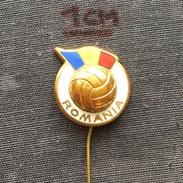 Badge (Pin) ZN005104 - Football (Soccer / Calcio) Romania Federation / Association / Union - Football