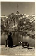 LAC DU GRAND ST BERNARD   SCHWEIZ SWITZERLAND SVIZZERA Suisse SUIZA - VS Valais