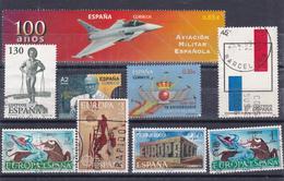 Lotje Spanje  Kaart 924 - Timbres