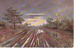 AK Künstlerkarte - Jäger Auf Dem Feld - Jagd - 1912 (27958) - Hunting