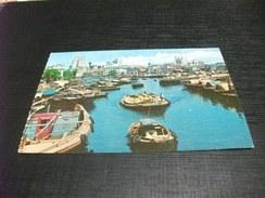 NAVE SHIP BARCONI THE SINGAPORE RIVER SINGAPORE - Chiatte, Barconi