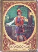 """CALENDARIETTO_ALMANACCO_del 1942-""""La Gioconda""""_-Completo-Originale 100% - Calendriers"""