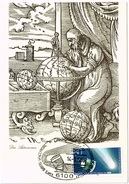 Sammlung Zum Kometen Halley FDC, Ganzsachen, Sonderstempel .... 61 Artikel