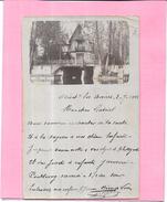OLIVET - 45 - CPA DOS SIMPLE - Carte Photo D'une Maison Bourgeoise - VAN - - Autres Communes