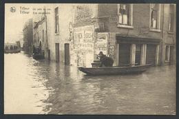 +++ CPA - TILLEUR - Un Coin De Rue - Inondations 1925-1926 - Een Straathoek - Nels    // - Saint-Nicolas
