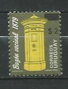 Uruguay 2005 Issue Of 1996 Surcharged.Post Box Overprint.MNH - Uruguay