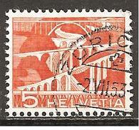 Schweiz 1949 // Mi. 530 O (021..390) - Gebruikt