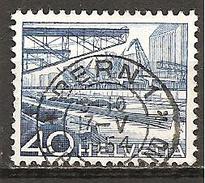 Schweiz 1949 // Mi. 537 O (021..429) - Gebruikt