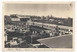 Addis Abeba - Interno Stazione Ferroviaria - H3440 - Ethiopia