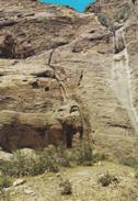 GIORDANIA - JORDAN - Petra - Lion Nymphaeum - 1984 - Giordania