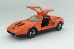 "Miniature 1/43 Corgi Whizzwheels - Mercedes-Benz C111 ""Gullwing"" 1970 (ref 388) - Corgi Toys"