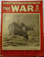 The War - The Paper That Explains The War - 22nd March 1940 N°22