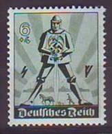 DR/ Österreich 1940, ANK 745, Tag Der Arbeit, Postfrisch ** - 1918-1945 1. Republik