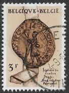 Belgium SG1771 1961 Stamp Day 3f Good/fine Used [33/28642/6D] - Belgium