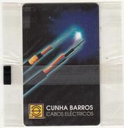 PORTUGAL(chip) - Cunha Barros, Tirage 4000, 01/96, Mint - Portugal