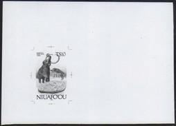 08341 Tonga Niuafoou 192 Prova Fotografica Mamute Tigre - Tonga (1970-...)