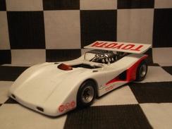 Miniature 1/43 - Toyota 7 Turbo 1970 (sport Prototype Can Am)
