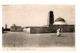 TUNISIE . TOZEUR . TOZEUR . ZAOUÏA SIDI-HARBID - N°390 - - Tunisie
