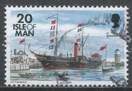 Isle Of Man 1993. Scott #543 (U) Ship's Tynwald I * - Man (Ile De)