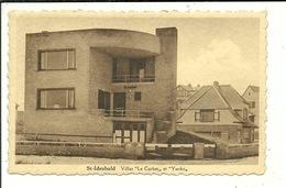 Koksijde Coxyde St Idesbald Villas Le Carbet Et Yanko - Koksijde