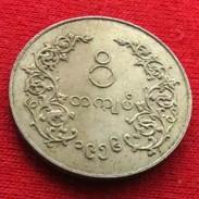 Myanmar  1 Kyat 1956 Burma - Myanmar