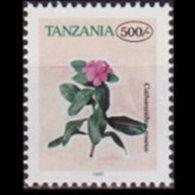 TANZANIA 2004 - Scott# 1573A Flowers Set Of 1 MNH - Tanzania (1964-...)